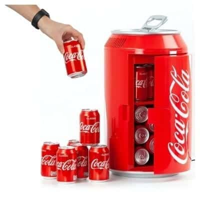 To get a mini-fridge to store some soda in their room tend to be a luxurious gift for 10-year-olds.